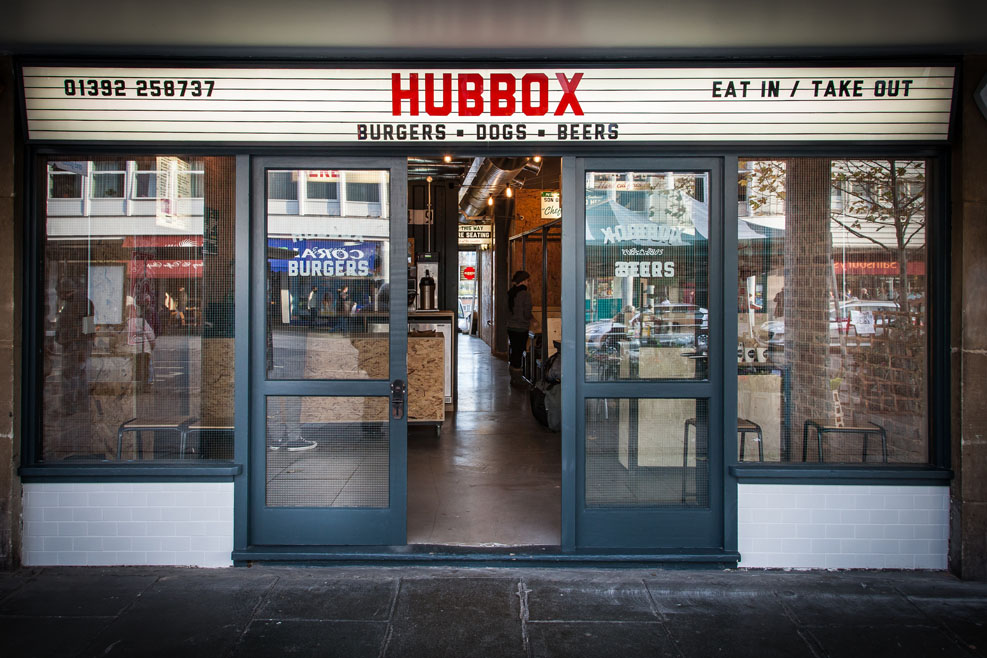Hubbox Exeterhooperberg Creative Collective